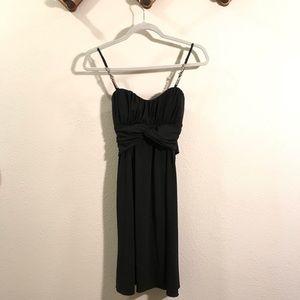 Speechless | little black dress rhinestone…